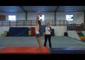 Gymnastics & Tumbling : Pro Tips on How to do a Handstand Flip