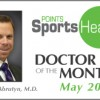 DOCTOR OF THE MONTH—DAVID A. ABRUTYN, M.D.
