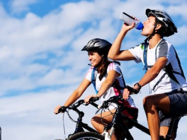Sodium, Muscle Cramps and Sweat Losses: Tips for Sweaty Athletes