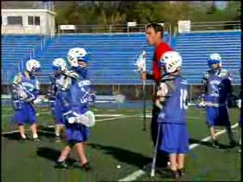 Winning lacrosse: skills and drills – new players