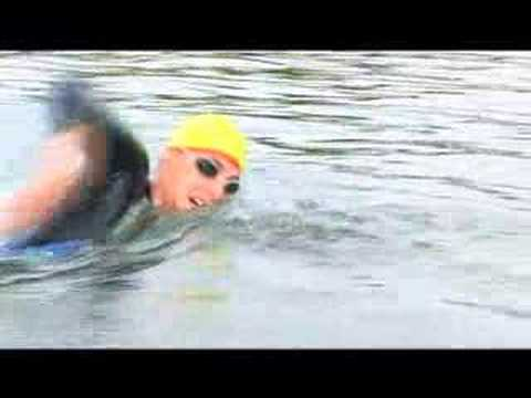 Gatorade Triathlon Training Series; Open Water Swimming