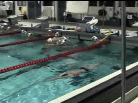 Freestyle Swimming: The Ostrich Drill