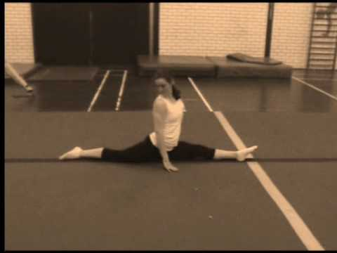 Want great splits? (Gymnastics stretches to improve flex)