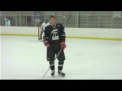 How to Play Ice Hockey : How to Score on a Breakaway in Ice Hockey